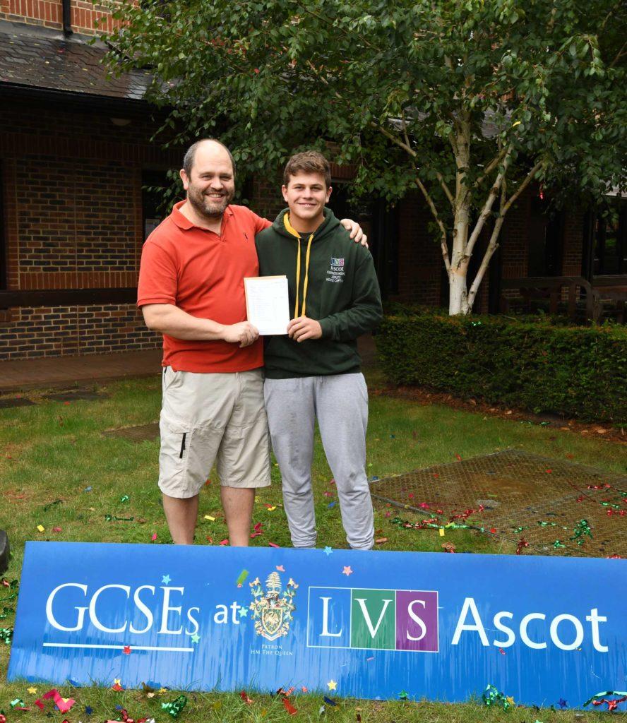 GCSEs at LVS Ascot