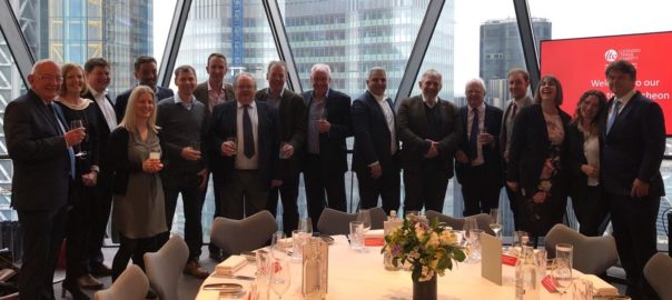 Operators Lunch Group Photo