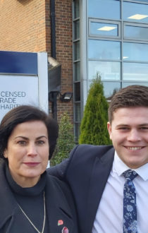 """Publican's Wife Praises """"Life Changing"""" Licensed Trade Charity As Son Grabs Amazing Education Opportunity At Its LVS Ascot School"""
